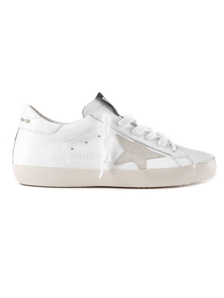 SUPERSTAR LETTER SNEAKERS