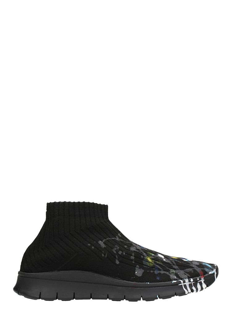 Outlet Store Cheap Price Sale Visit New ribbed socks - Black Maison Martin Margiela 5i0ULqCb