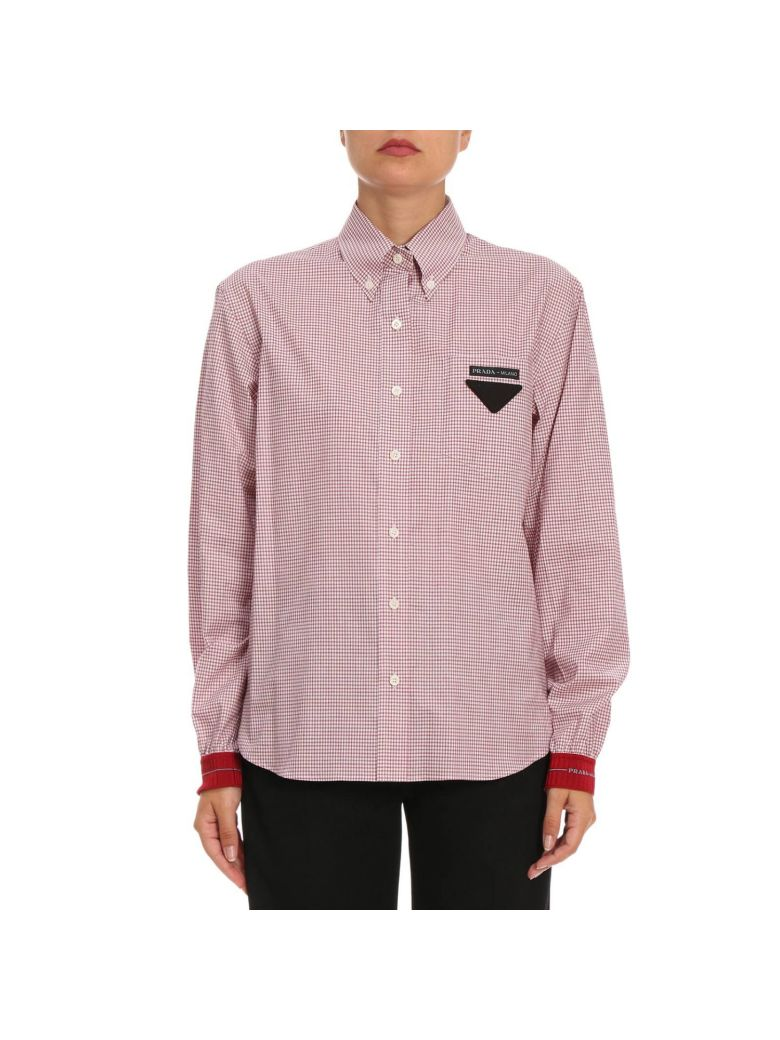 SHIRT SHIRT WOMEN PRADA