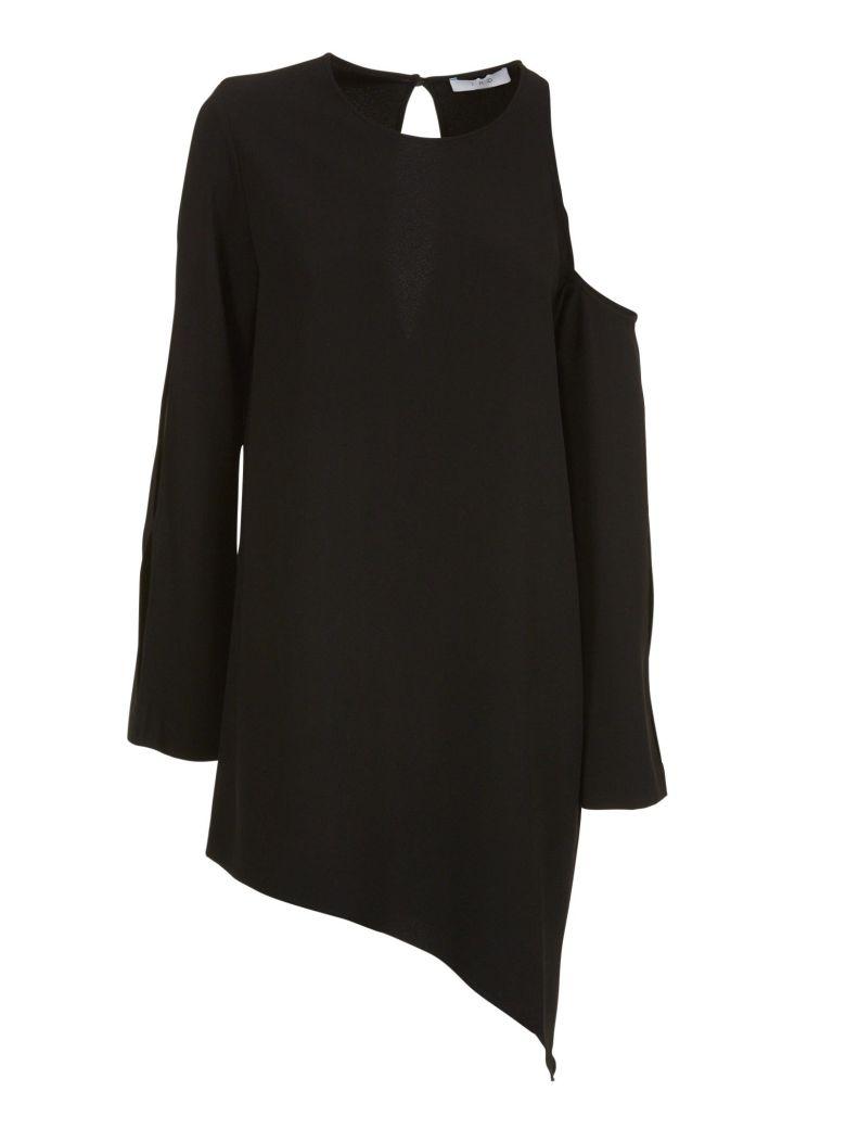 IRO IRO ASYMMETRIC DRESS