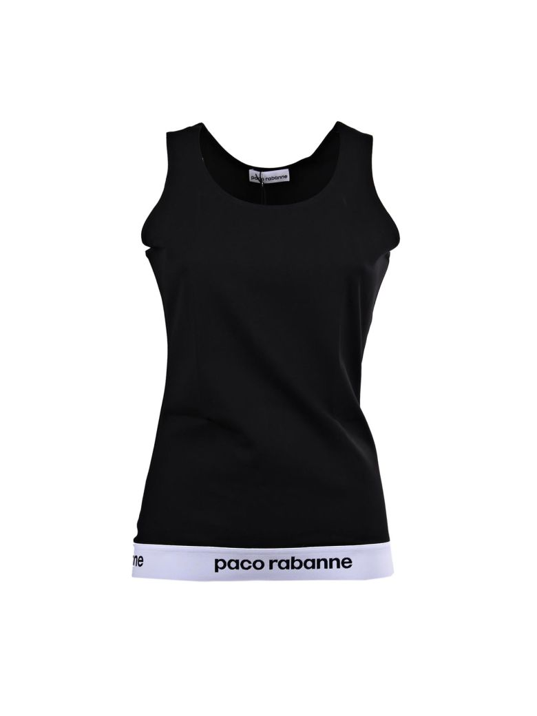 Paco Rabanne  BRANDED TANK TOP