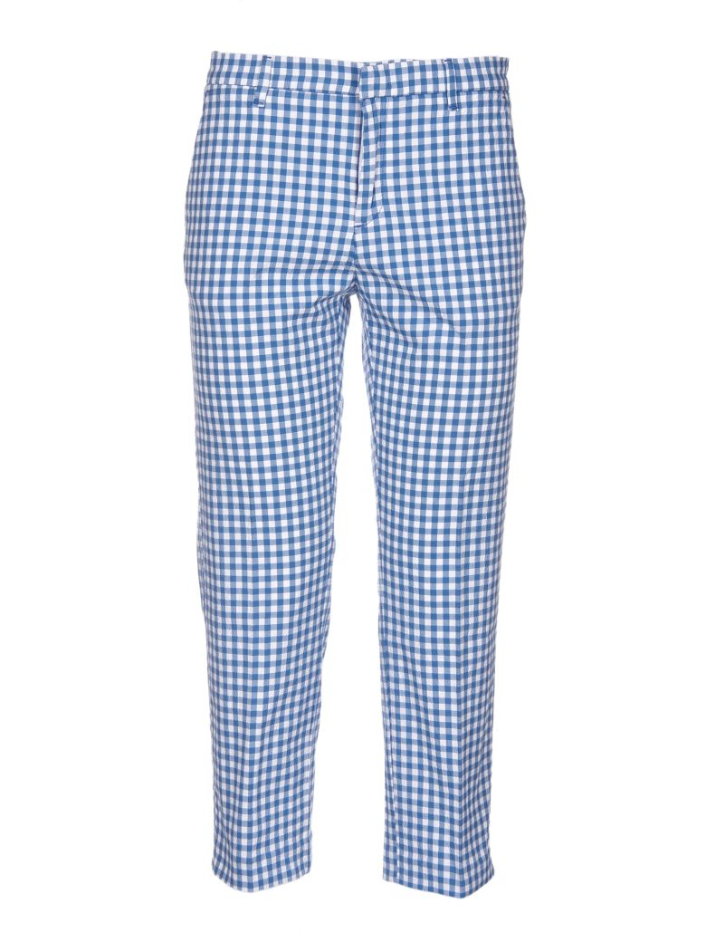 HAIKURE CHECKERED TROUSERS