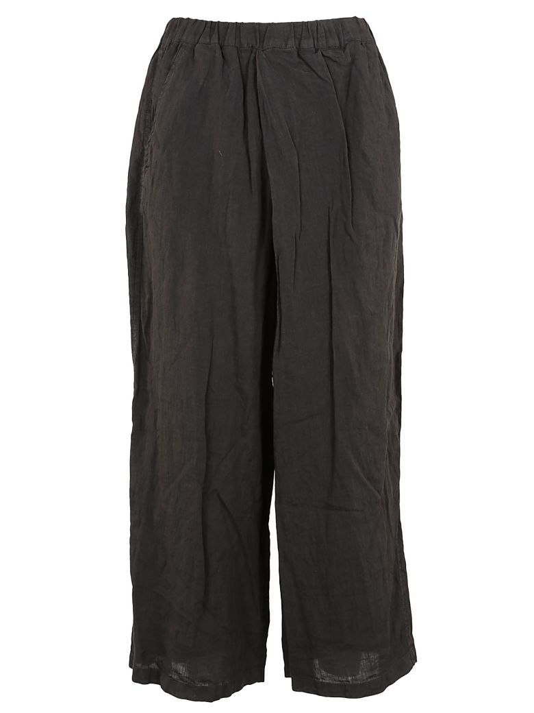 PLANTATION ELASTIC TROUSERS