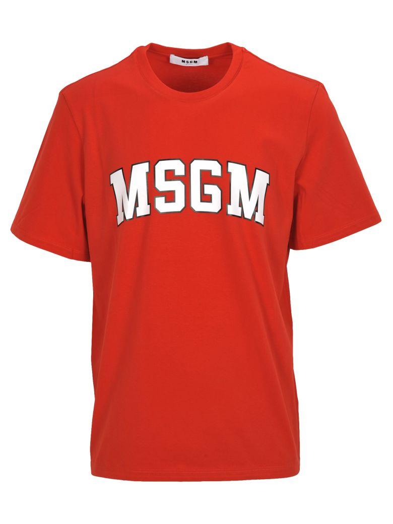MSGM TSHIRT COLLEGE