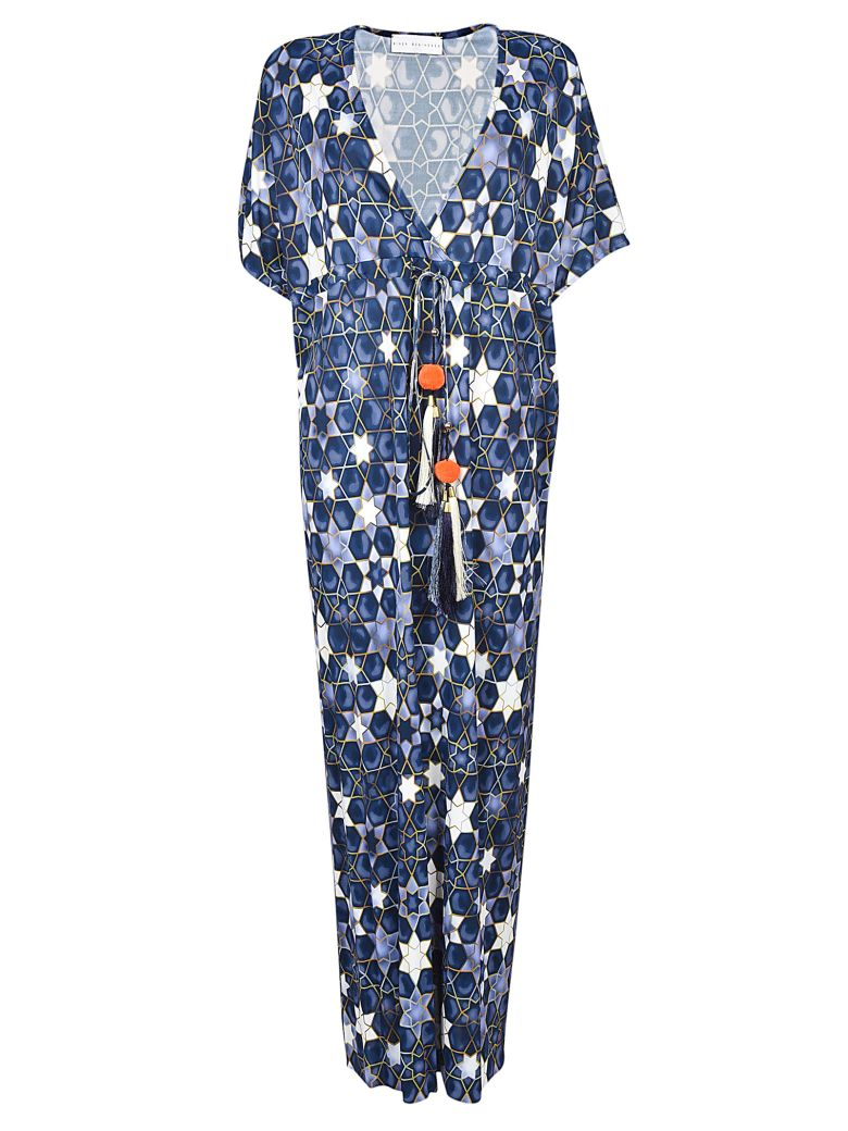 Giada Benincasa STAR PATTERN DRESS
