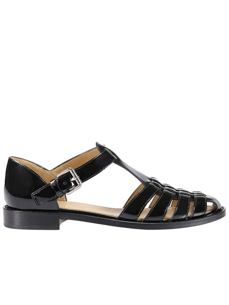 Church's FLAT SANDALS SHOES WOMEN CHURCH'S