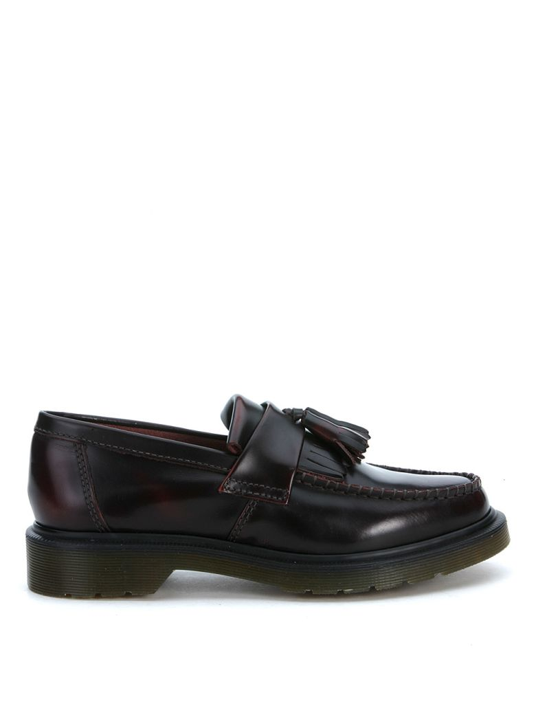 BORDEAUX FRINGE LOAFER