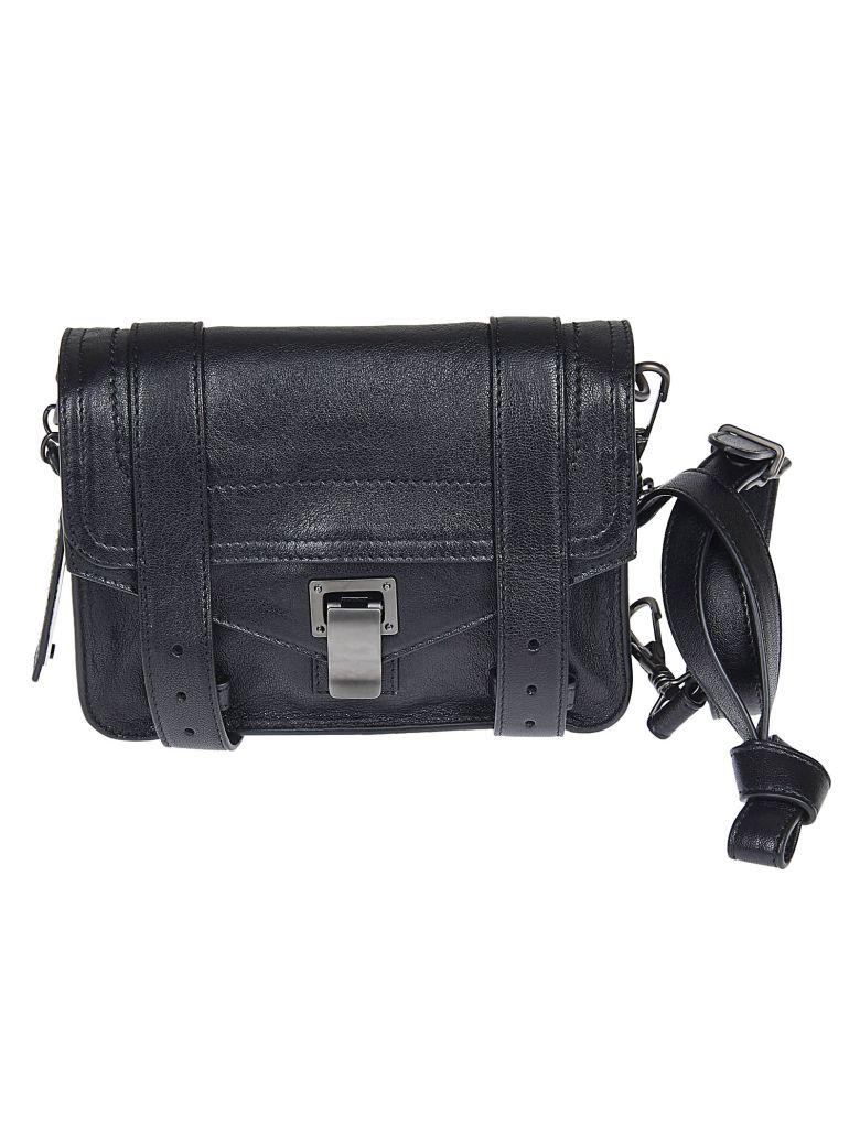 Proenza Schouler Ps1 Mini Shoulder Bag In Nero   ModeSens c819374038