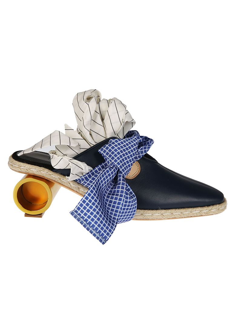 JW ANDERSON J.W ANDERSON CYLINDER MULES