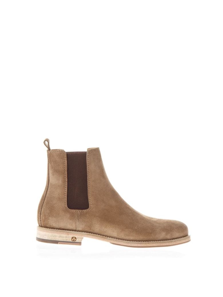 NATIONAL STANDARD Desert Suede Boots