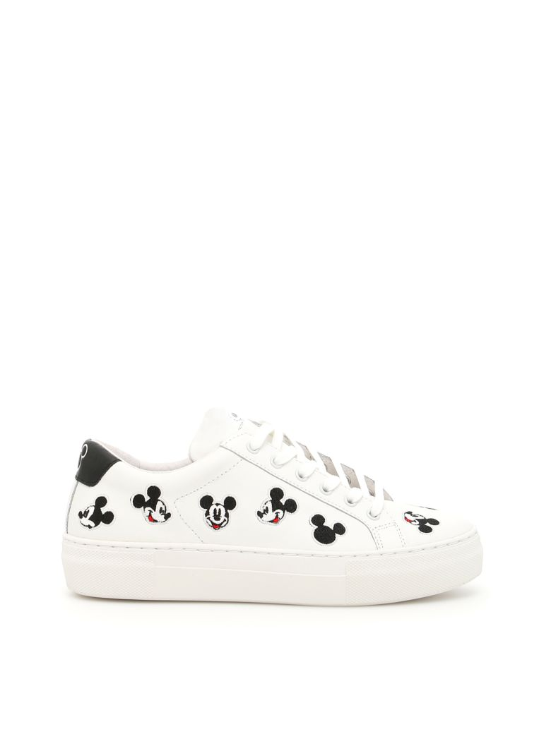 M.O.A. MASTER OF ARTS LEATHER DISNEY SNEAKERS