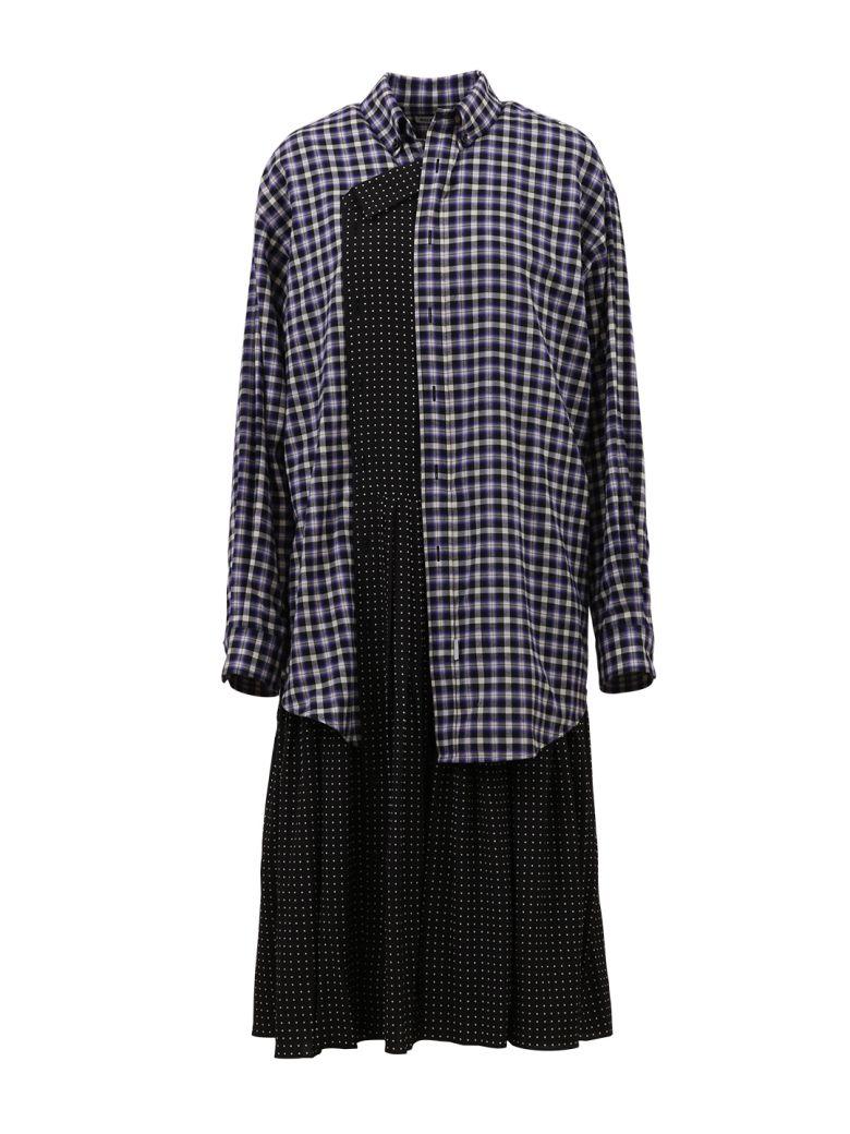 PATCHWORK STYLE DRESS