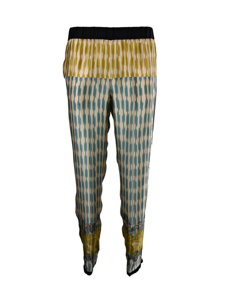 Good Selling Online pyjama-style trousers - Multicolour Forte_Forte Ebay Sale Online Largest Supplier Online Cheap Wholesale Free Shipping 100% Guaranteed 1MGpaQGMes