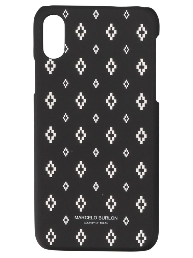 ALL OVER CROSS IPHONE X COVER