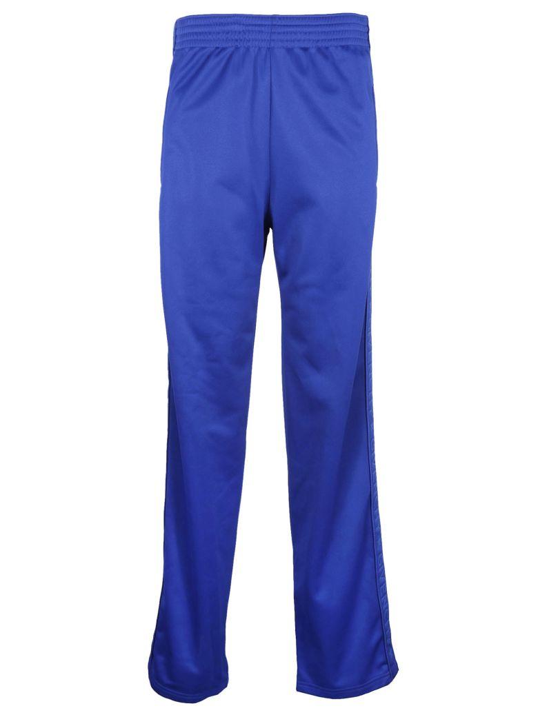 Fendi Side Panel Track Pants in Blue