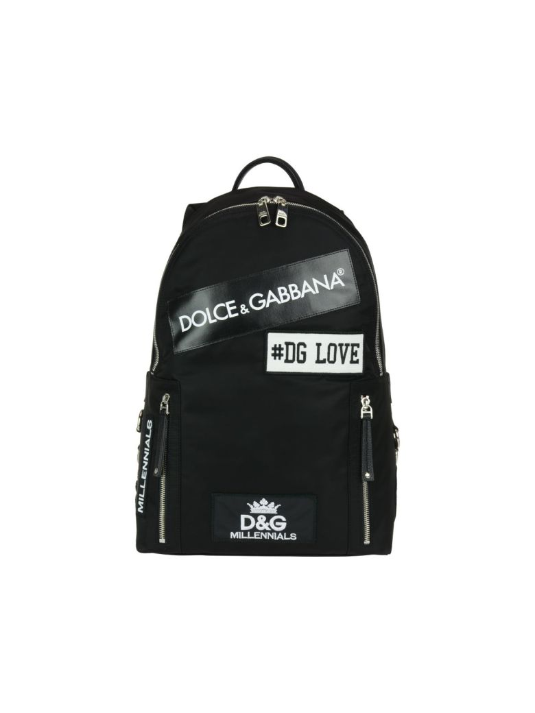 Dolce & Gabbana Canvases BACKPACK