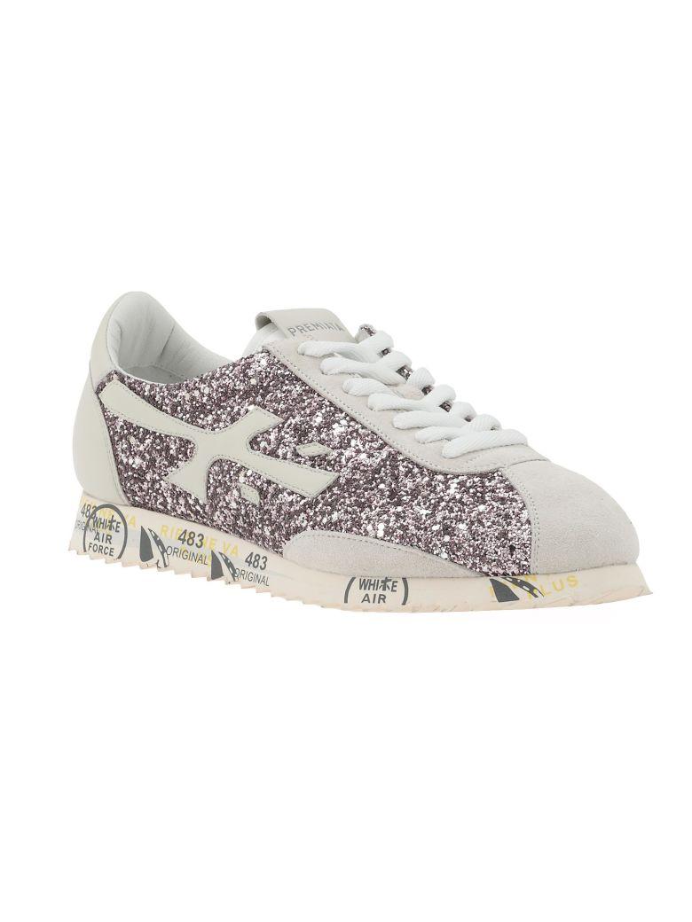 White Premiata Hattori-d 3121 Sneaker Free Shipping 2018 Newest New Arrival Cheap Online 100% Original Online Low Price Fee Shipping Online cIZMJxz
