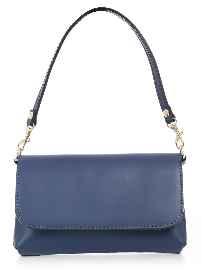 ALMALA Shoulder Bag in Blue
