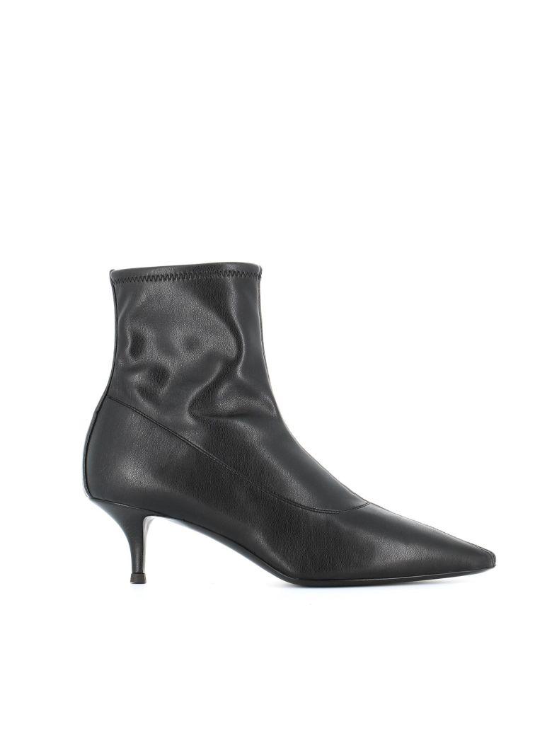 """Ankle Boots """"Salomè"""", Black"""