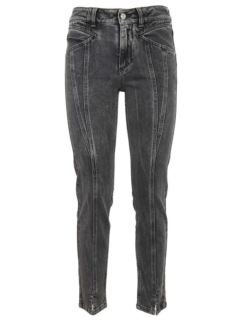 Givenchy Skinny Lightning Jeans - Grey