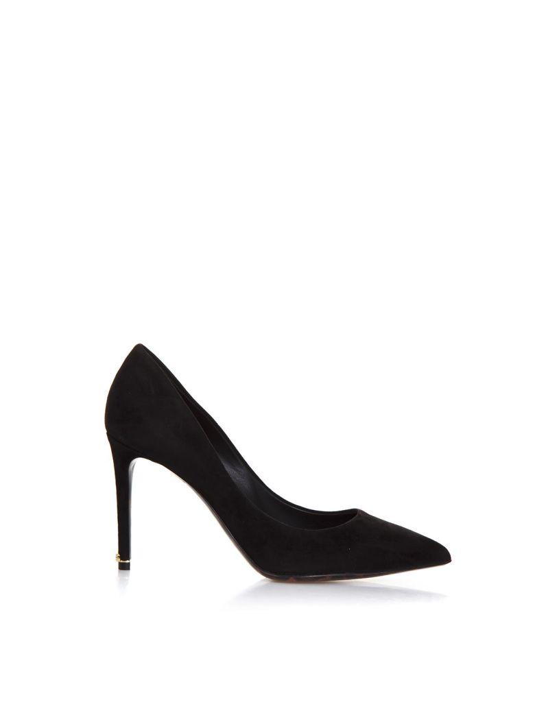 Dolce & Gabbana Pumps BLACK SUEDE PUMPS