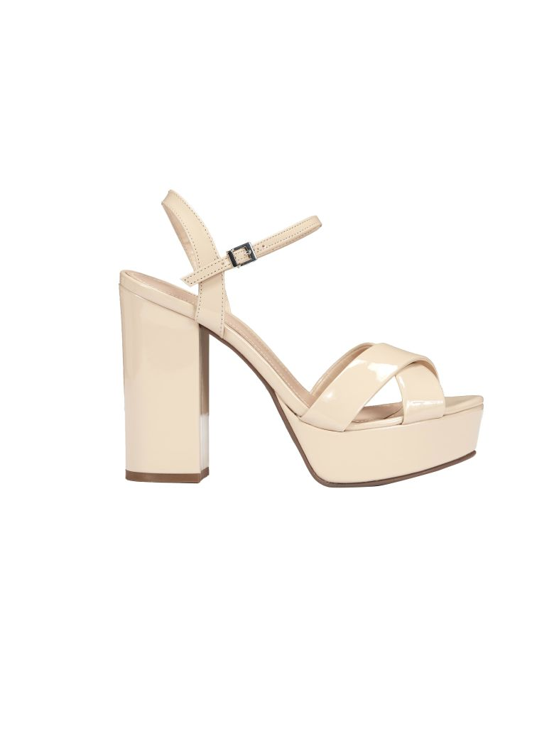 5a13946774b SCHUTZ BLOCK HEEL SANDALS