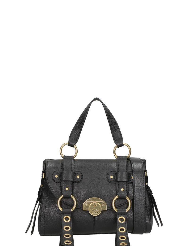 Allen Shoulder Bag, Black