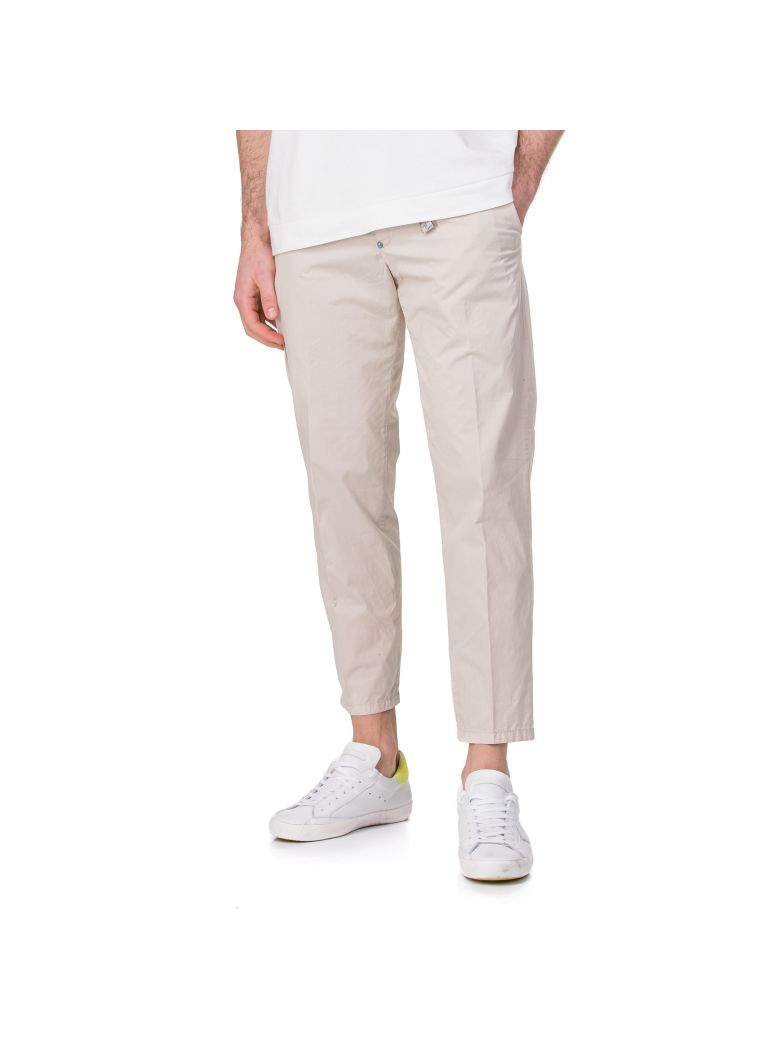 WHITE SAND TROUSERS