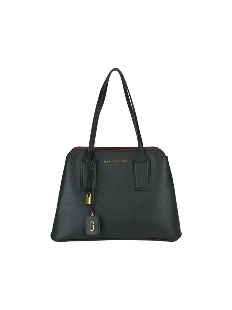 The Editor Hand Bag, Black