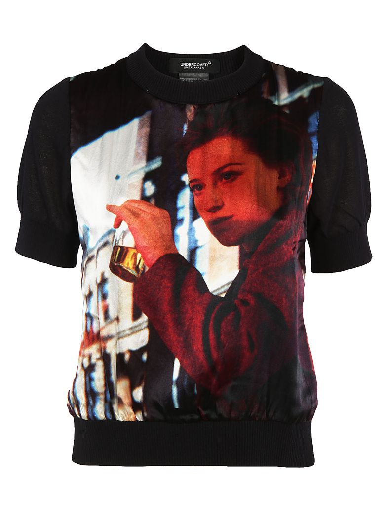 Undercover UNDERCOVER PRINTED T-SHIRT