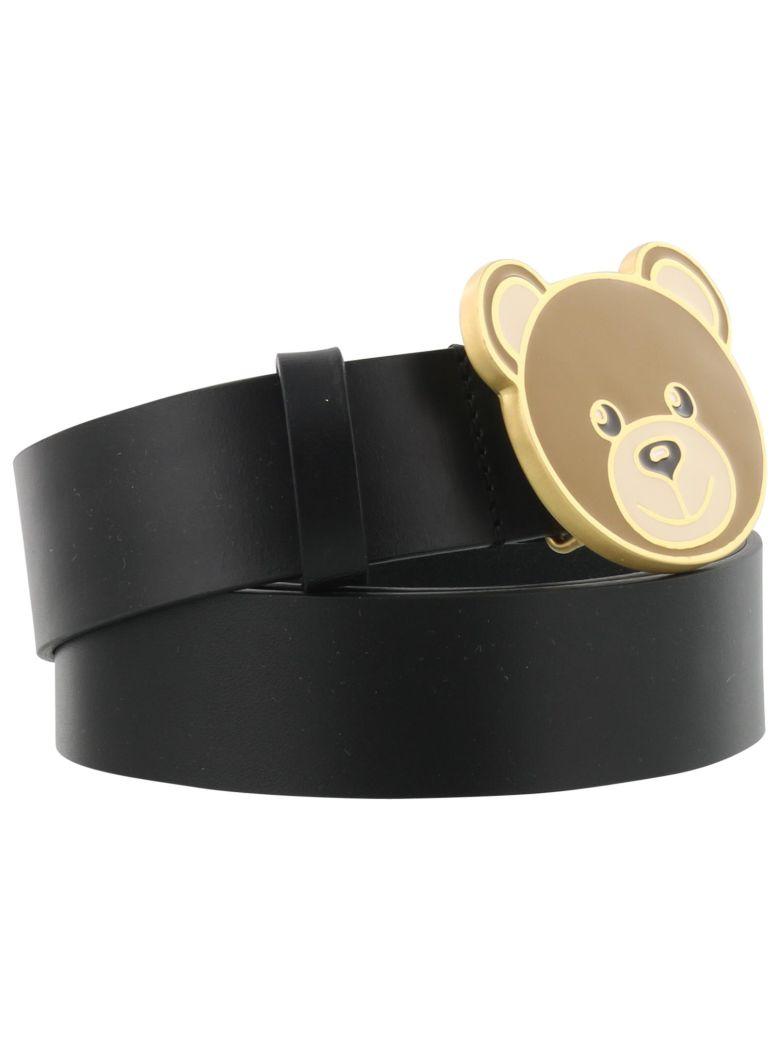ready to bear belt - Black Moschino fK0oF