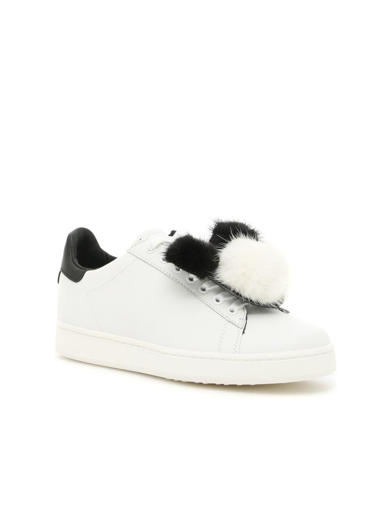 M.O.A. Disney Sneakers in Bianco