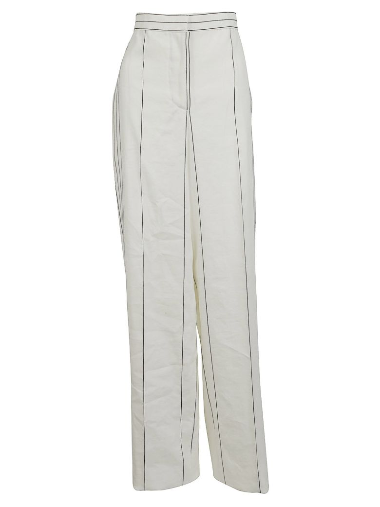 HIGH RISE TROUSERS