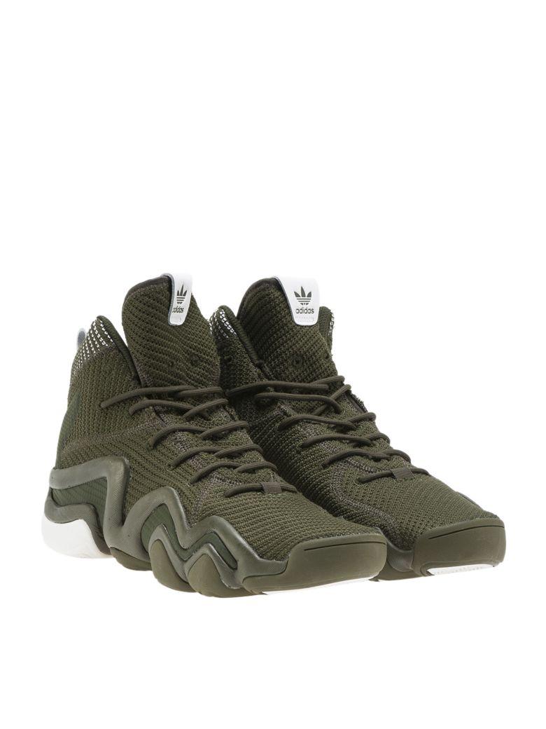 Adidas originali crazy 8 avanzata pk, militare modesens verde