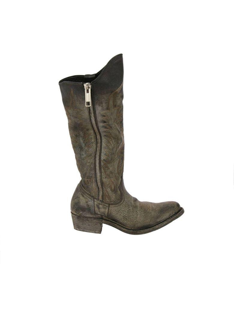 Golden Goose Boots Shoes Women Golden Goose - black