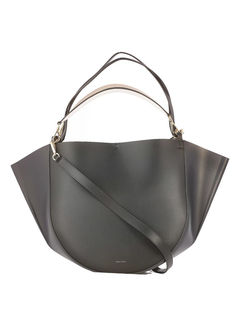 WANDLER STRUCTURED TOTE