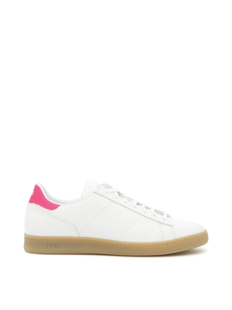 ROV DREAM BIG LEATHER SNEAKERS