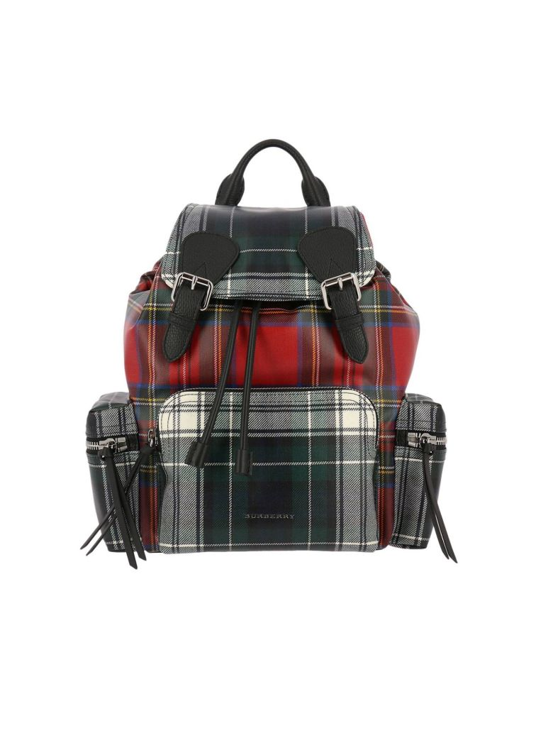 ede40a6f0afb Burberry Backpack Shoulder Bag Women In Red
