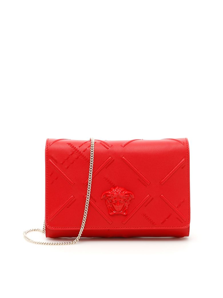 NAPPA PALAZZO EVENING CLUTCH WITH EMBROIDERY