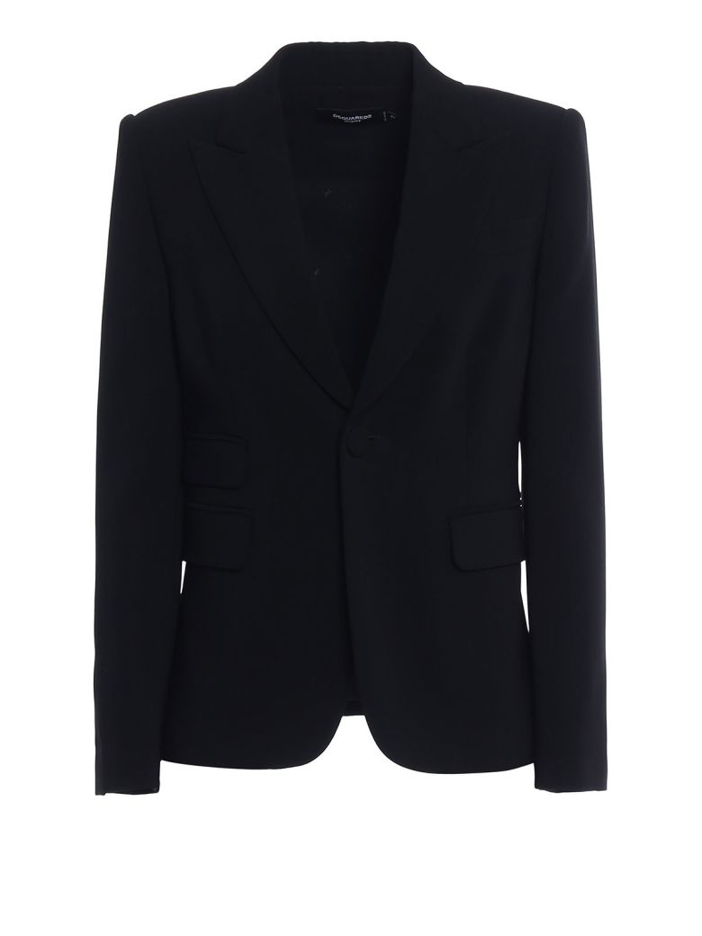 FORMAL FITTED BLAZER