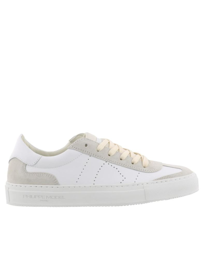 Belleville sneakers - White Philippe Model I7bsaVJ