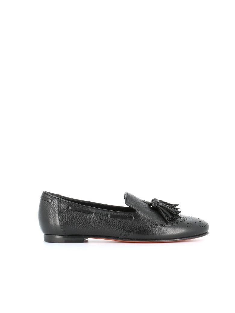 Tassel Loafer, Black