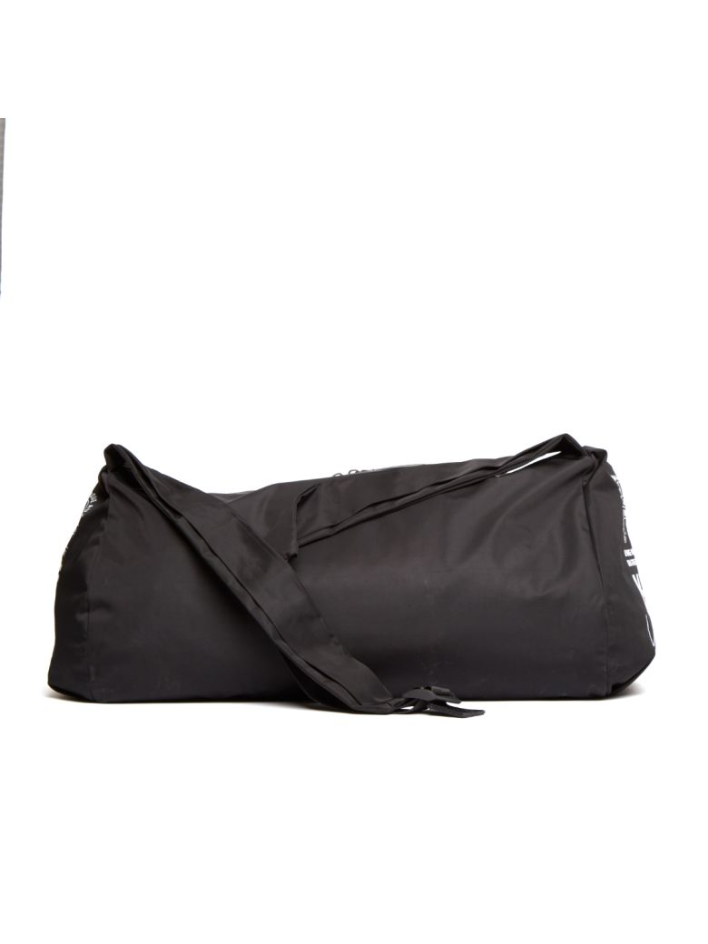 9f4c16301407 Y-3 Yohji Gym Bag In Black