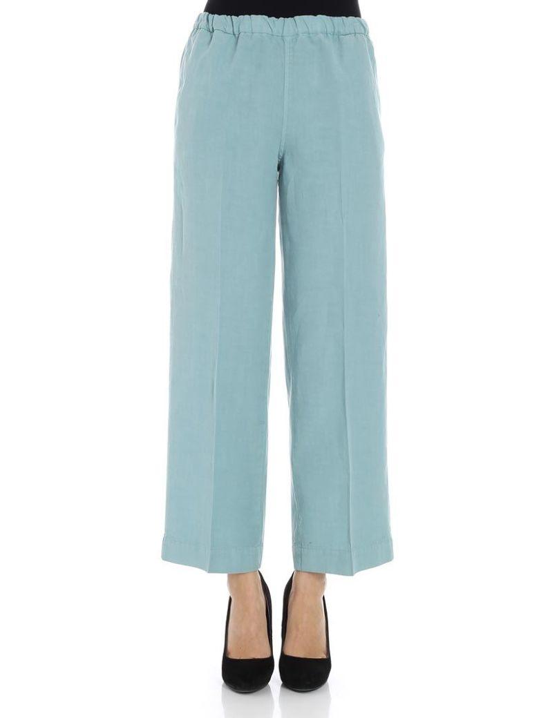 QL2 Ql2 - Portia Trousers in Azure