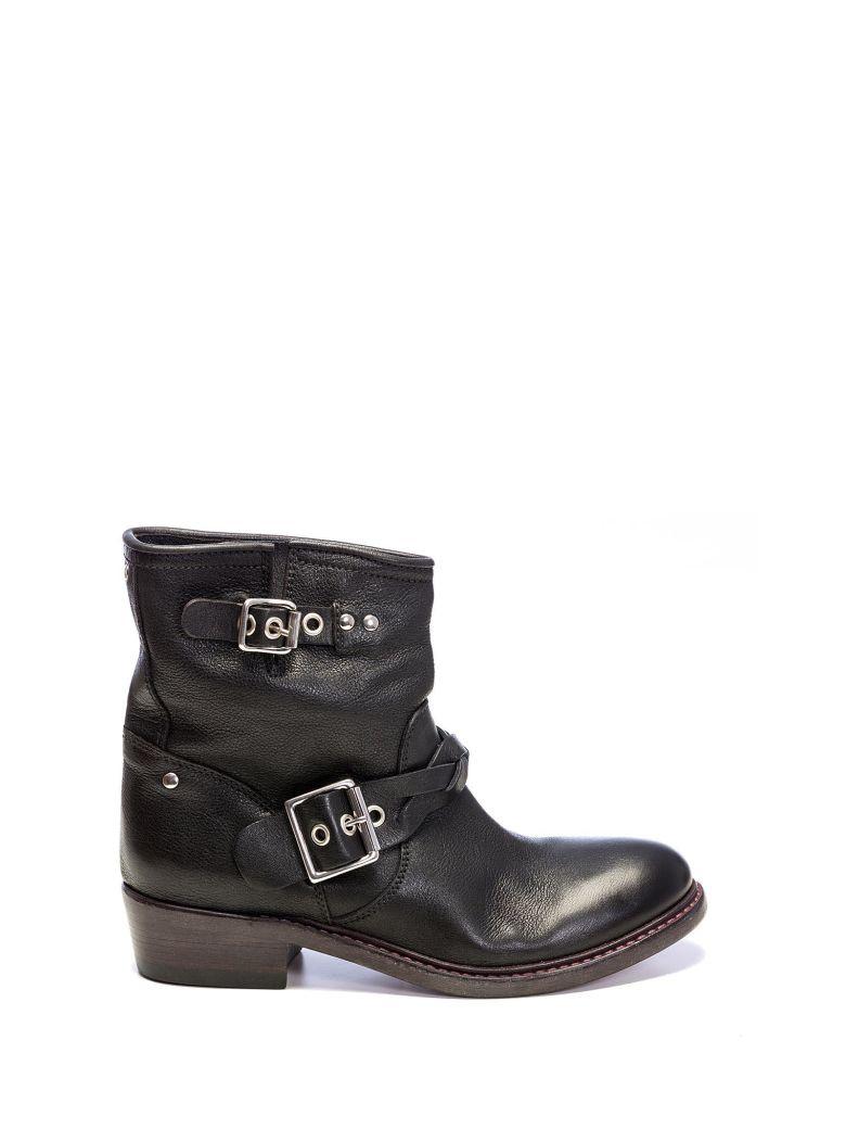 Boots Karen in Nero
