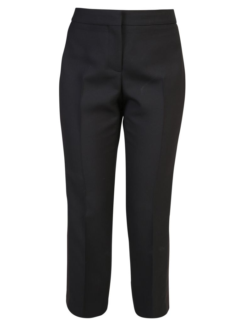 BLACK SIDE BANDS TROUSERS