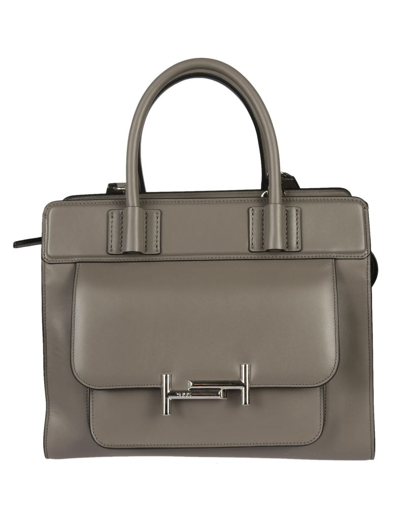 Tod's Leathers DOUBLE T SMALL SATCHEL