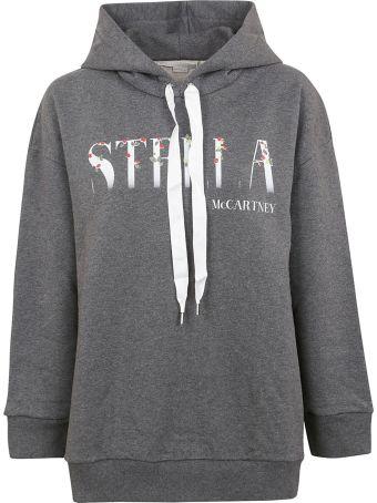 Stella McCartney Logo Print Hoodie