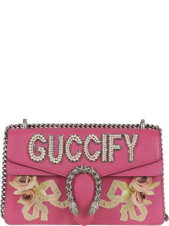 Gucci Guccify Small Shoulder Bag