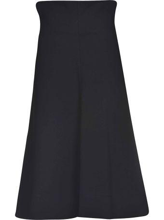 Philosophy di Lorenzo Serafini A-shape Detail Midi Skirt
